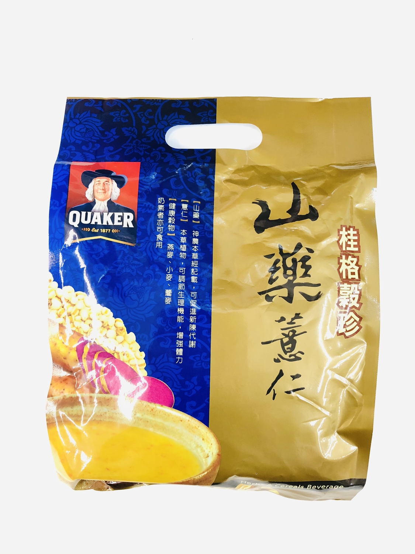 GROC【杂货】桂格谷珍 山药薏仁 336g(28gX12)