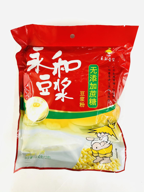 GROC【杂货】永和豆浆 无添加蔗糖豆浆粉 350g(12pk)