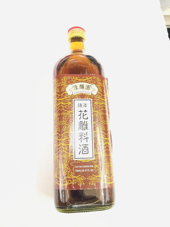 GROC【杂货】佳酿园 陈年花雕料酒 750ml