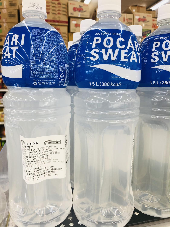 GROC【杂货】韩国 电解质饮料 1.5L(380kcal)