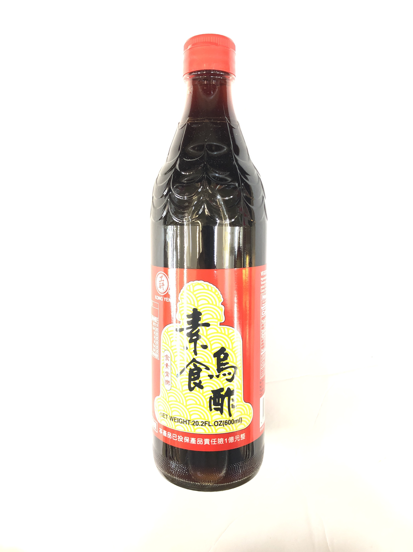 GROC【杂货】工研 素食乌酢 20.2FL.OZ(600ml)