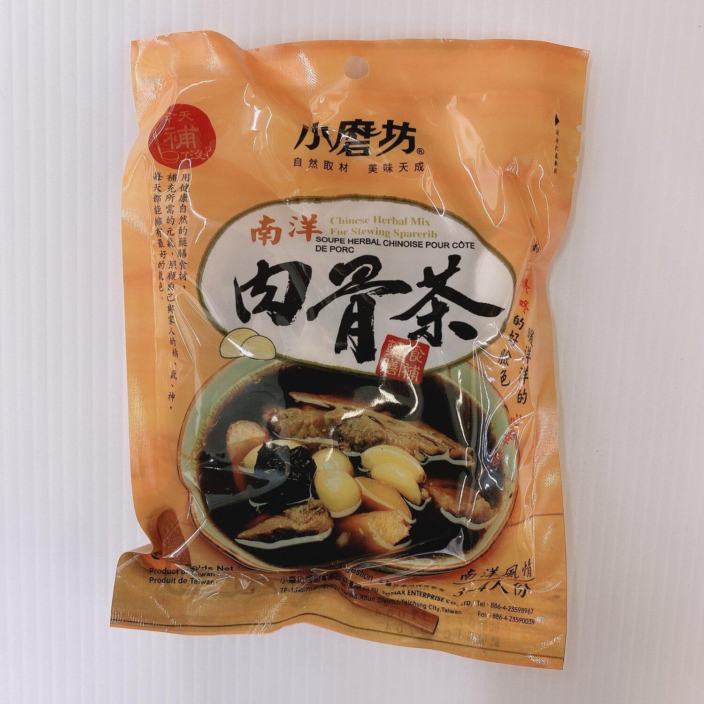 GROC【杂货】小磨坊 南洋肉骨茶 60g(2.1oz)
