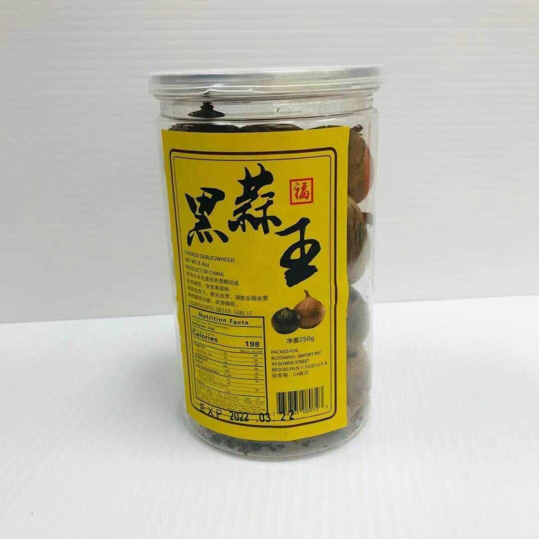 GROC【杂货】福 黑蒜王 250g