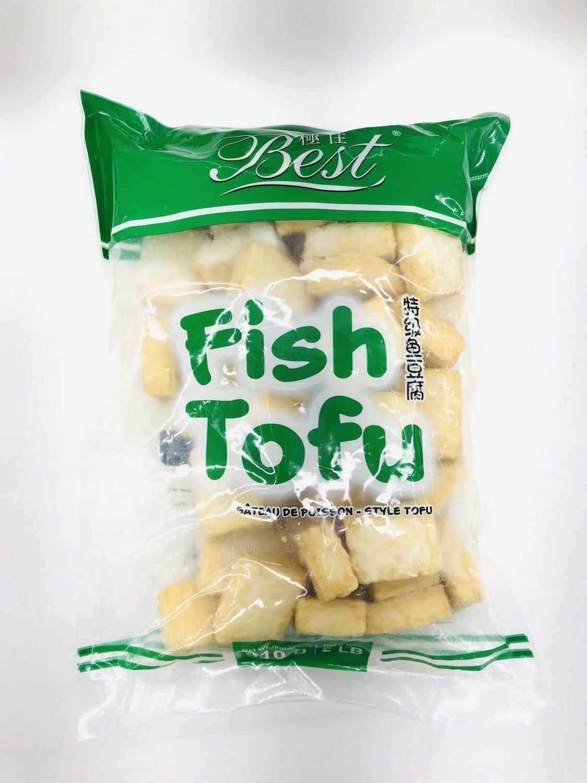 Best极佳 特级鱼豆腐 Fish Tofu~910g