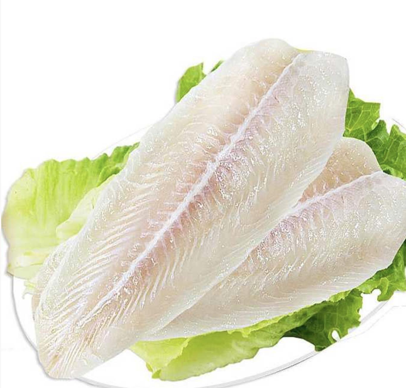龙利鱼片 4pc /bag Swai Fish Fillet 4pc /bag