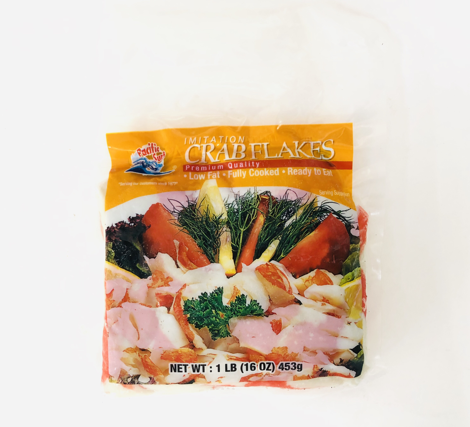 Pacific Surf 蟹肉 CRAB FLAKES 1LB(16OZ)453g