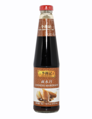 李锦记 卤水汁 ~14 fl oz(410ml) LEE KUM KEE CHINESE MARINADE 14 fl oz(410ml)
