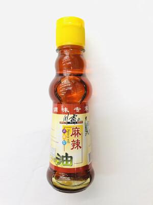 GROC【杂货】川霸王 麻辣油 5.07floz(150ml)