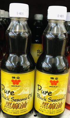 GROC【杂货】味全 黑麻油 12.5fl.oz.(369ml)