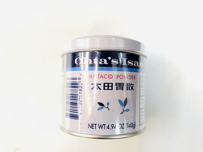 GROC【杂货】太田胃散 4.94OZ(140g)