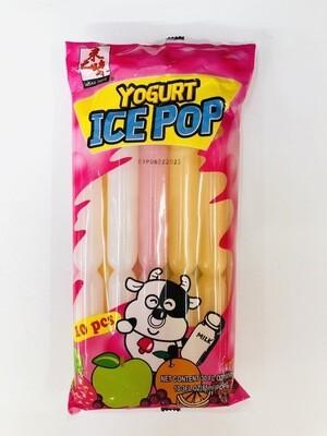 东之味酸奶冰棒 ASIAN TASTE YOGURT ICE POP~10pcs 30 FL OZ