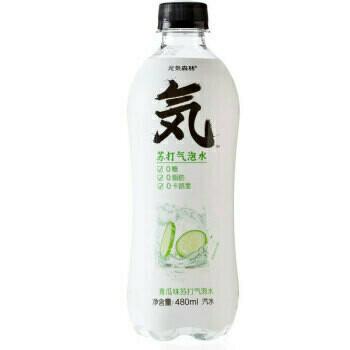 GROC【杂货】元气森林 青瓜味苏打气泡水 16.2 fl oz (480ml)