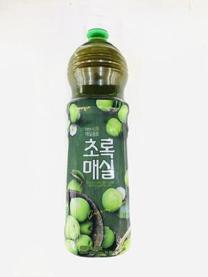GROC【杂货】韩国 青梅汁 1.5L
