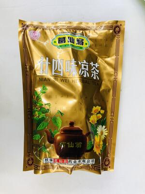 GROC【杂货】葛仙翁 廿四味凉茶 160g(10gX16)