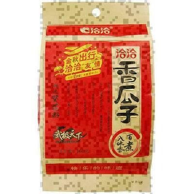 恰恰香瓜子五香味 ChaCha Roasted Sunflower Seeds Spiced Flavor 250g (8.82 oz)