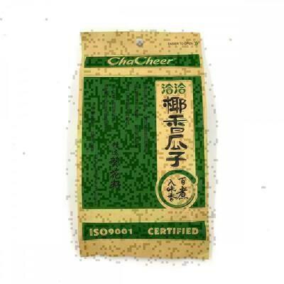 恰恰椰香瓜子 ChaCha Roasted Sunflower Seeds Coconut Flavor 250g (8.82 oz)