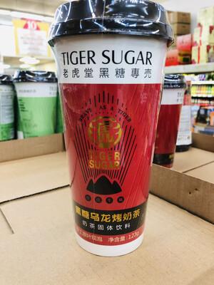 GROC【杂货】老虎堂黑糖专壳 黑糖乌龙烤奶茶 123g