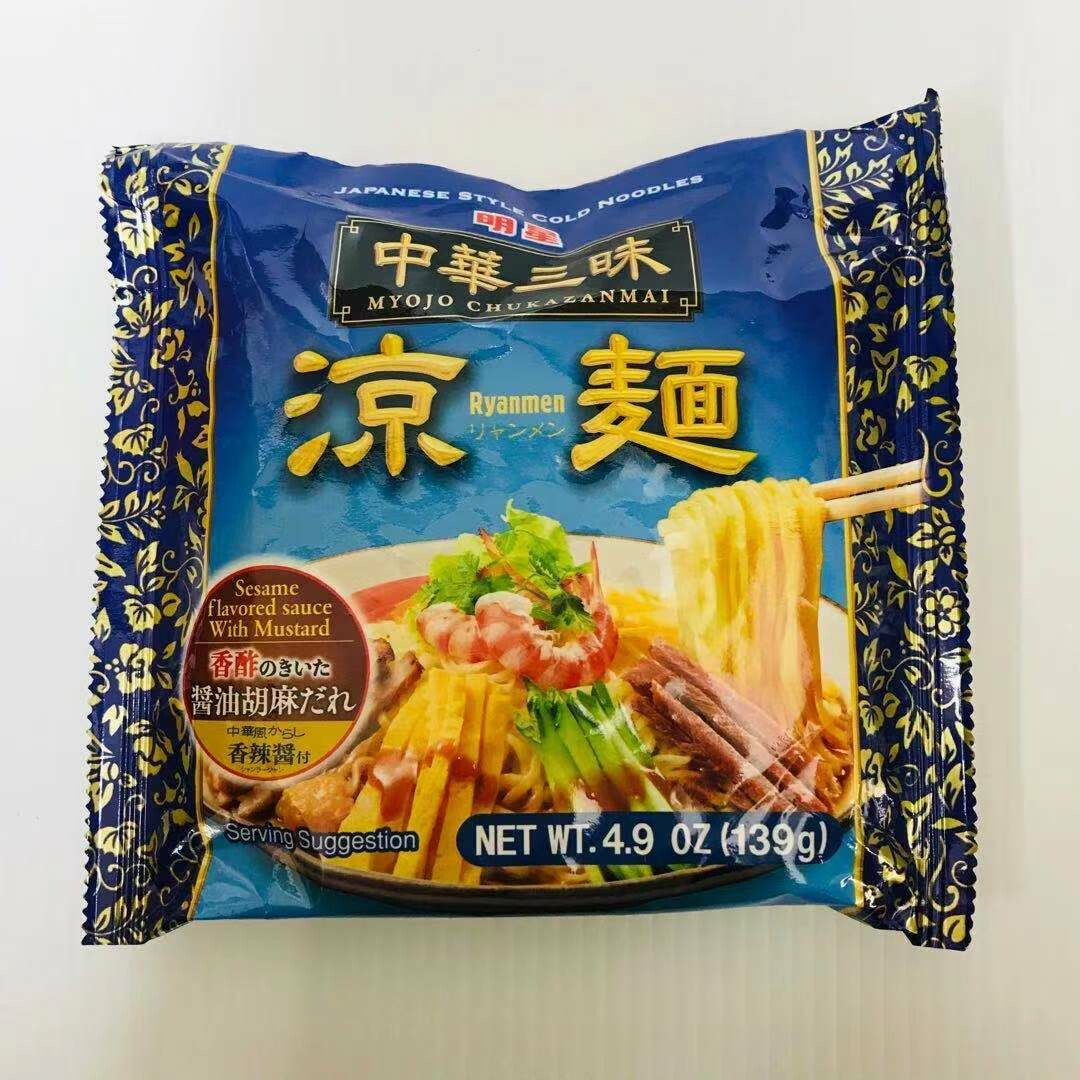 GROC【杂货】中华三味 凉面 4.9OZ(139g)