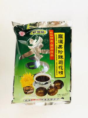 GROC【杂货】葛仙翁 罗汉果珍珠菊花精 150g(15gX10)