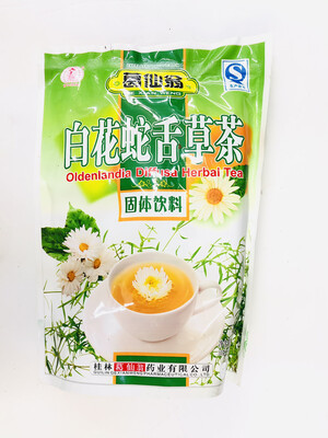 GROC【杂货】葛仙翁 白花蛇舌草茶 160g(10gX16)