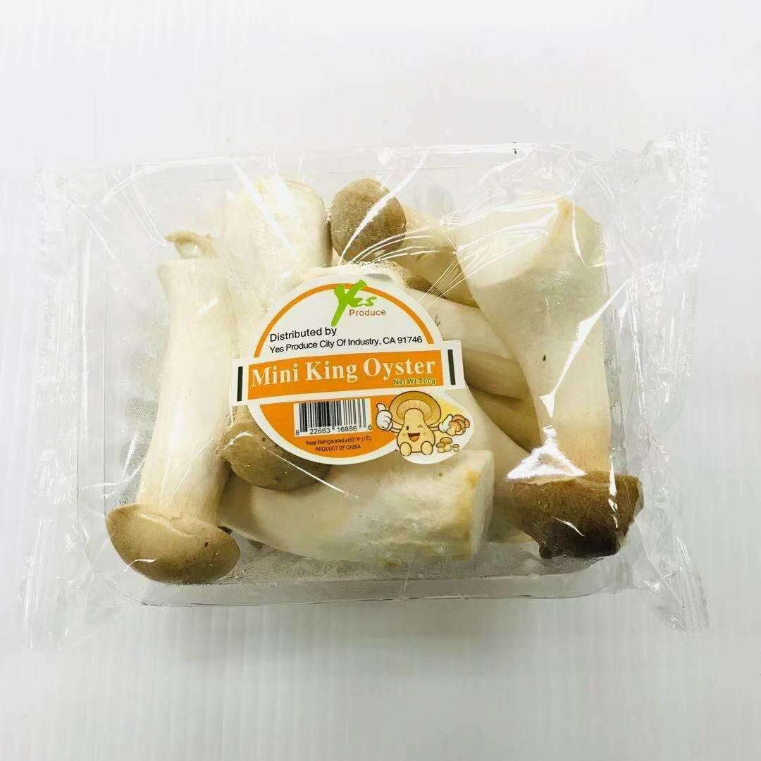 VEG【蔬菜】迷你帝王菇 200g
