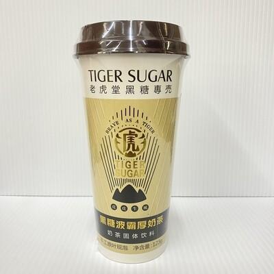 GROC【杂货】老虎堂黑糖专壳 黑糖波霸厚奶茶 123g