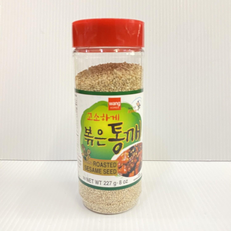 GROC【杂货】Wang韩国 炒芝麻 227g(8oz)