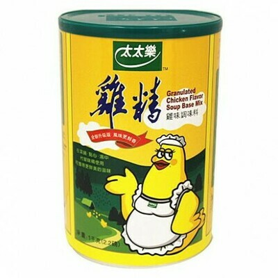 太太乐 鸡精 Granulated Chicken Flavor Soup Base Mix 1kg (2.2 LB)