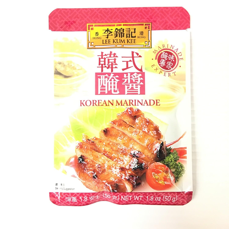 GROC【杂货】李锦记 韩式腌酱 50g