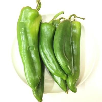 VEG【蔬菜】阿纳海姆辣椒 ~约1lb