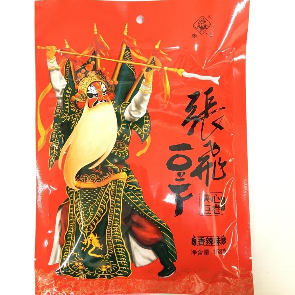 GROC【杂货】张飞豆干 香辣味 158g