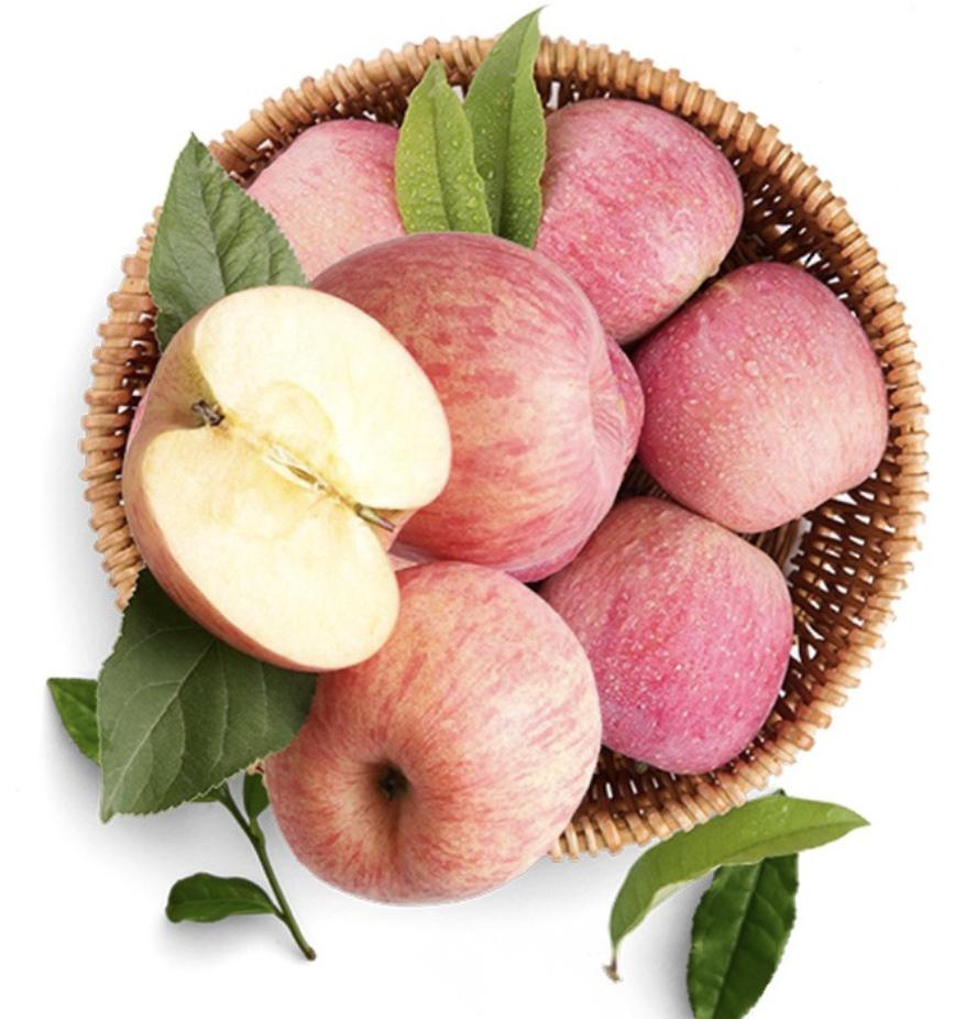 富士苹果 一份 / 3pcs~2lbs Fuji apples US