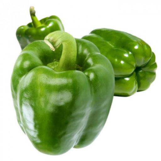 青椒 一份 / 2pcs~0.8lbs Bell Pepper USA/Mexico ~0.6lbs