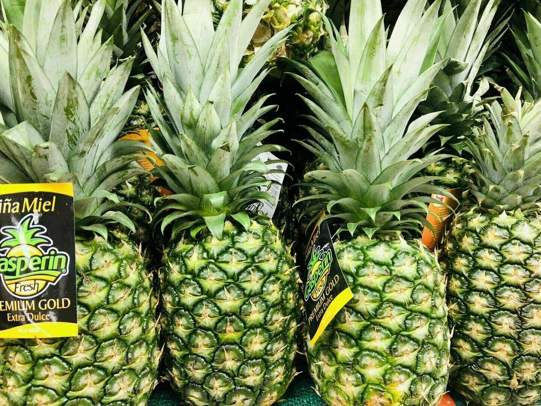 菠萝 ~1个 Pineapple ~1 ea