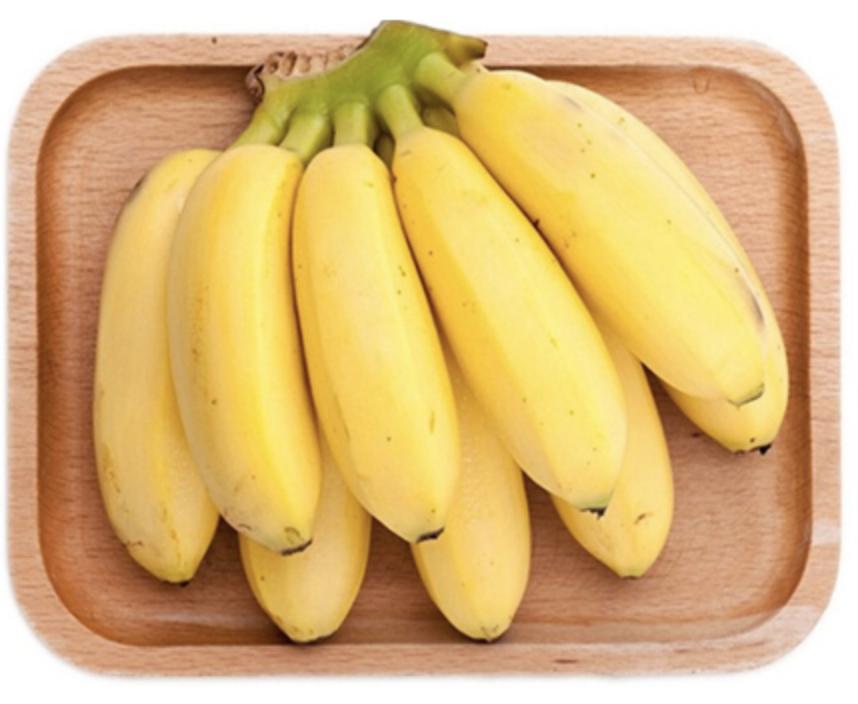 FRUI【水果】泰国香蕉1份 ~约15条左右