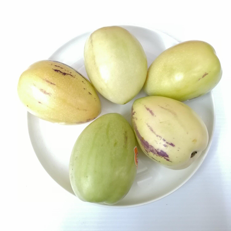 FRUI【水果】人参果4个 ~约2lbs