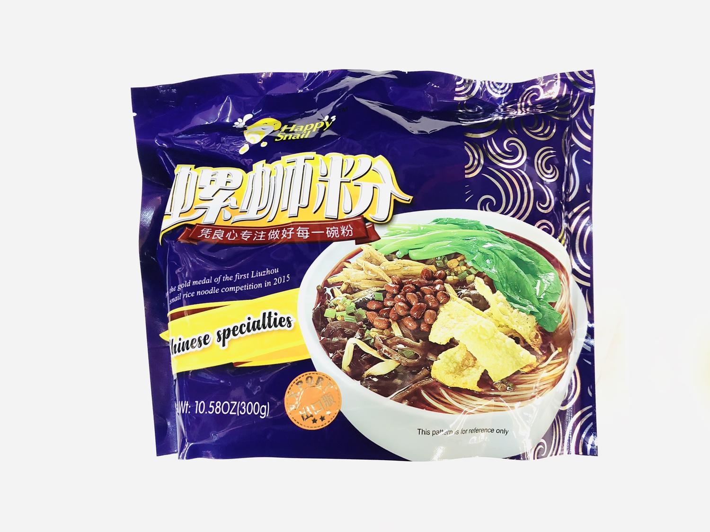 好欢螺螺蛳粉 (300g) HAOHUANLUO Liuzhou famous brand snail rice noodle Chinese specialties 300g