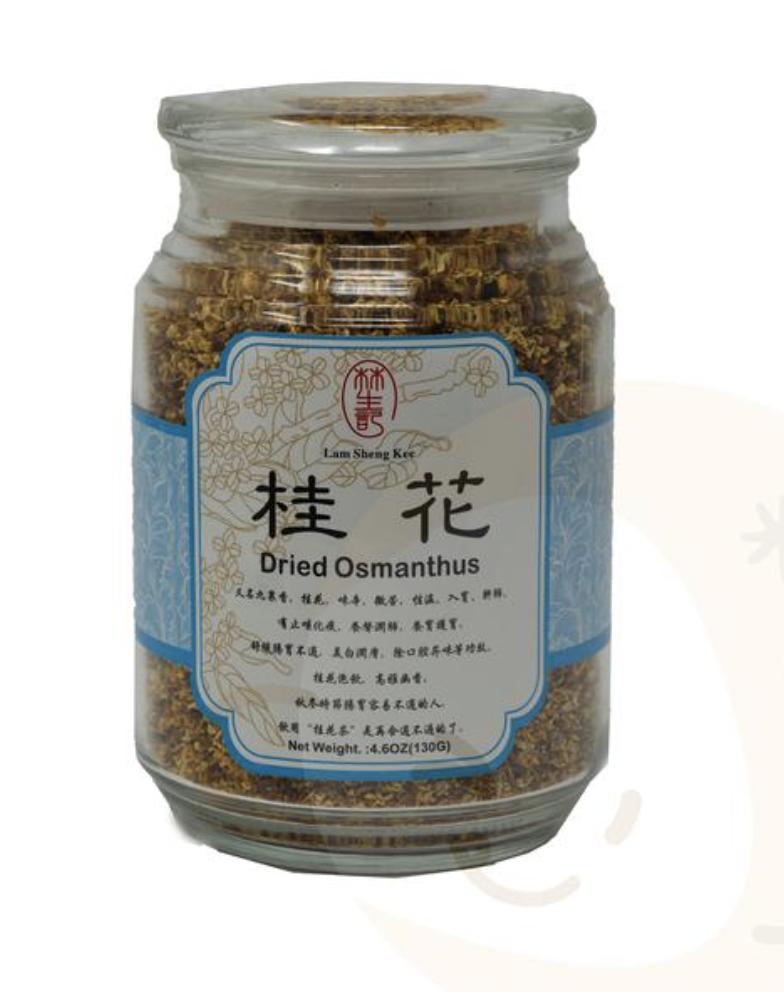 林生记 桂花 ~130g(4.6oz) Lam Sheng Kee Dried Osmanthus 130g(4.6oz)