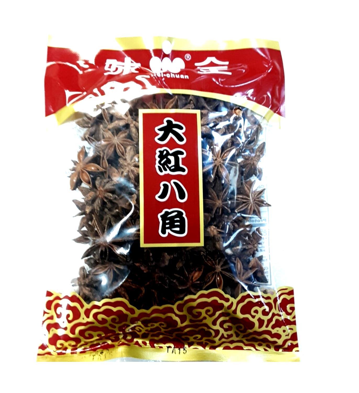味全 大红八角 ~114g(4oz) wei-chuan DRIED ANISEED 114g(4oz)