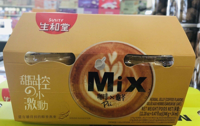 生和堂 咖啡龟苓膏 Sunity Mix Herbal Jelly~12.20oz(346g)