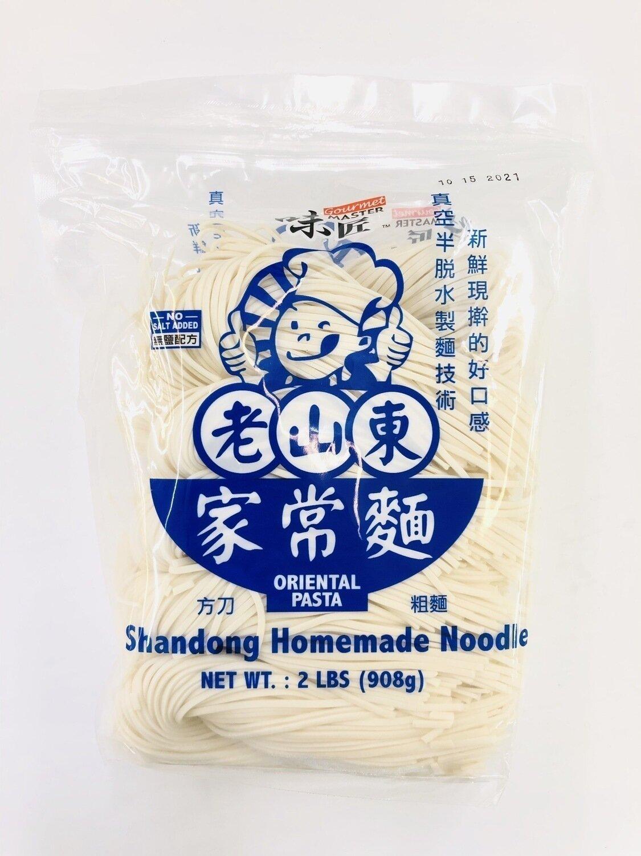 味匠老山东家常面 Gourmet MASTER Shandong Homemade Noodle ~2lb(908g)