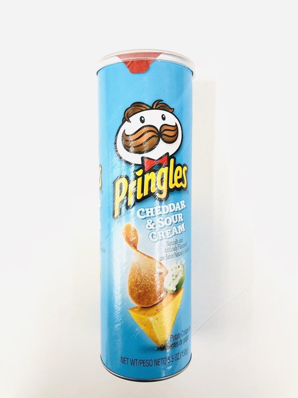 Pringles CHEDDAR&SOUR CREAM~5.5OZ(158G)