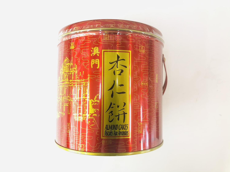 脆香园 澳门杏仁饼 ALMOND CAKES 500g17.5oz