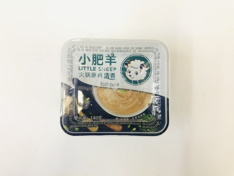 小肥羊火锅蘸料清香味 LITTLE SHEEP ORIGINAL FLAVOR~140G
