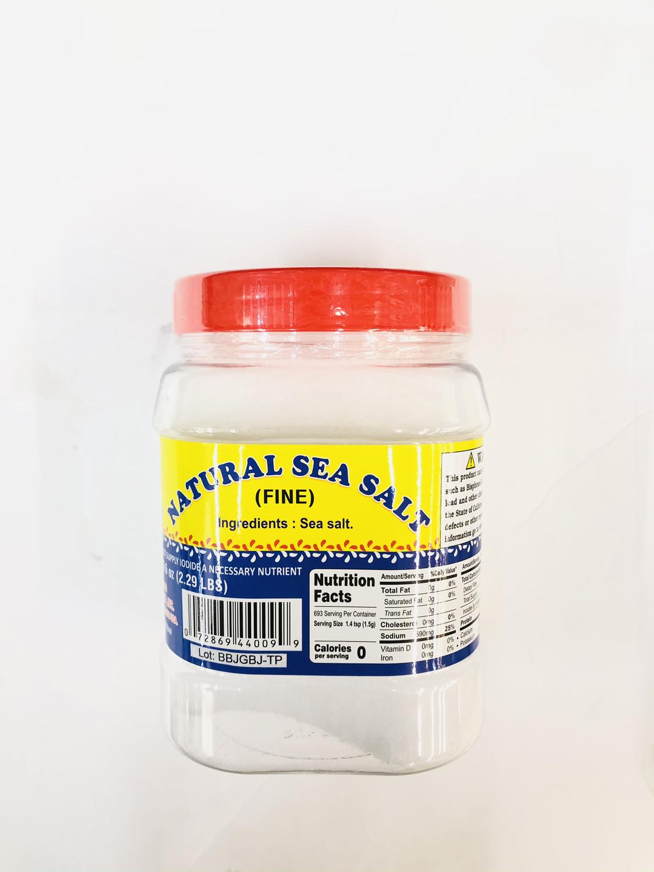 GROC【杂货】味全 海盐(细) 36.6oz(2.29LBS)