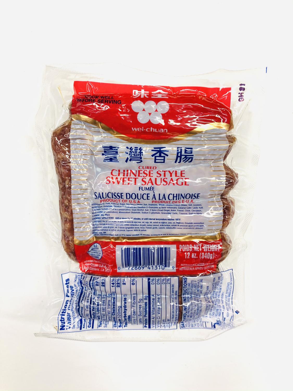 GROC【杂货】❄味全 台湾香肠 12oz(340g)