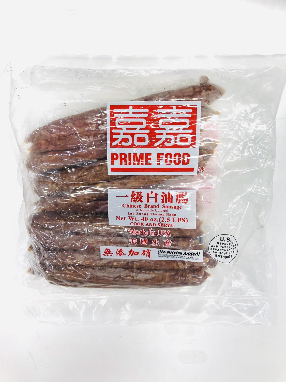 GROC【杂货】❄嘉嘉 一级白油肠 40oz(2.5LBS)