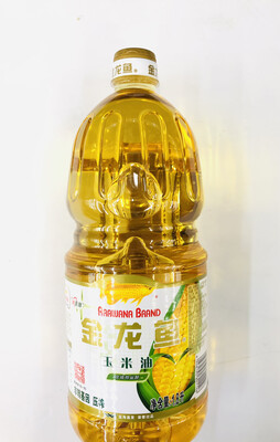 GROC【杂货】金龙鱼 玉米油 1.8L