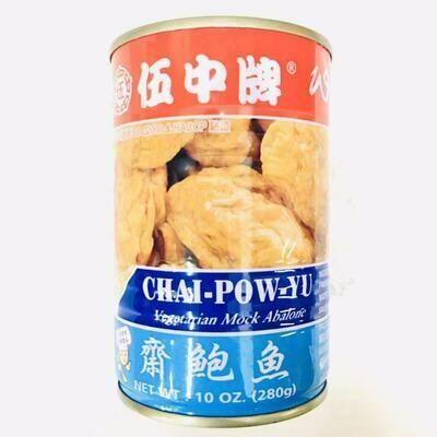 GROC【杂货】饭友 斋鲍鱼(可素食) 280g