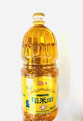 GROC【杂货】金龙鱼 谷维多稻米油 1.8L